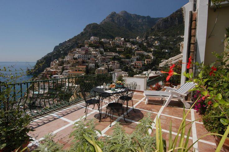 Positano Accommodation | Alcione Residence