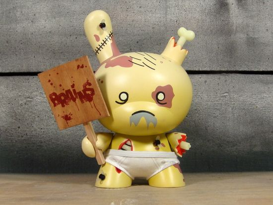 World War Gee : The Yellow Zombie | Huck Gee