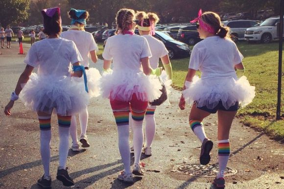 Color Run Tips & Tricks