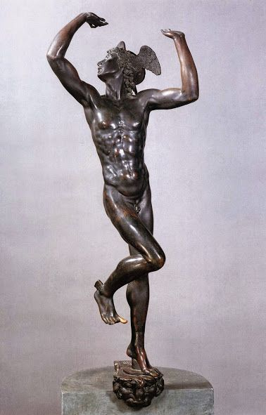 Mercurio (1545-1554; Firenze, Museo del Bargello)