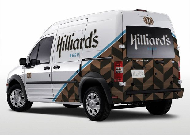 A beer brand is born hilliards brewery