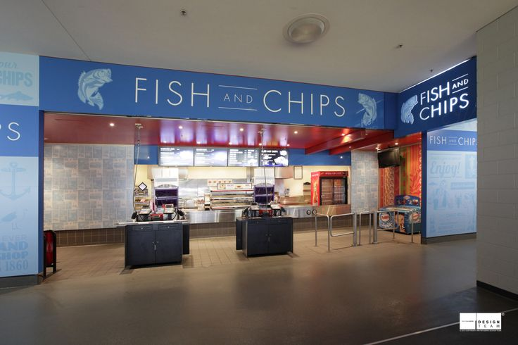 SIMPLOT Simplot has initiated a chain of Fish and Chips Shop retail outlets at special event venues. Fish and Chips Shops have been established at sporting venues, agricultural shows and entertainment venues.