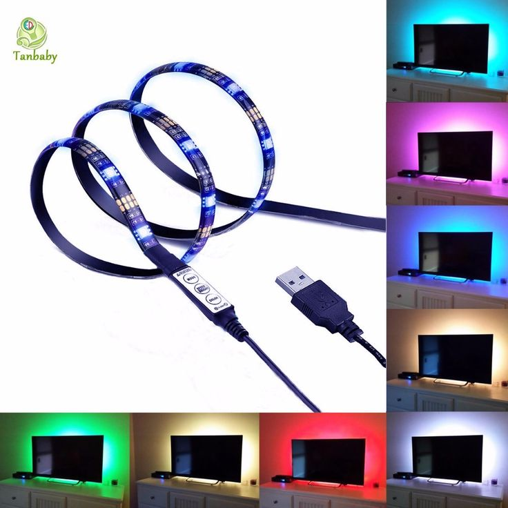 LED TV Cable Strip //Price: $14.99 & FREE Shipping //     #hashtag2