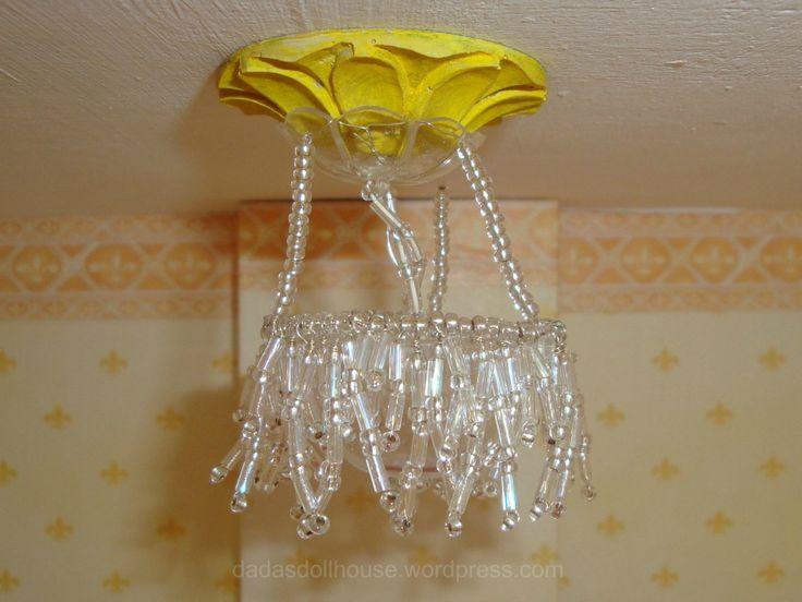 Ad Ottobre Vi avevamo mostrato i lampadari realizzati per la, cucina, la camera da letto, il bagno ed i corridoi. Li potere vedere cliccando qui. In October, we showed you the lamps made for the …