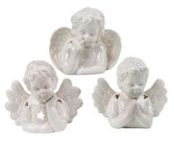 Cherub Tea Light Holders