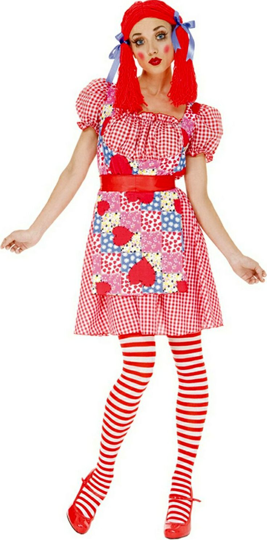 Rag Doll Costume.