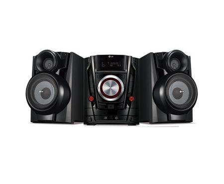 LG DM5520 - Hi Fi System & Audio - LG Electronics
