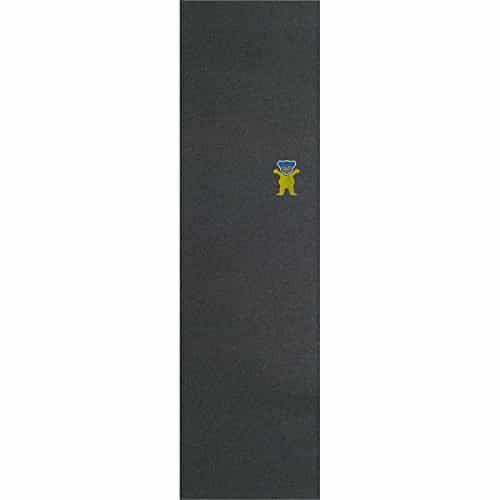 "Grizzly Chaz Ortiz Bear Grip Tape – 9″ x 33″: One (1) sheet of Premium Grizzly Chaz Ortiz Bear Grip Tape from Grizzly Sheet Size: 9"" x 33""…"