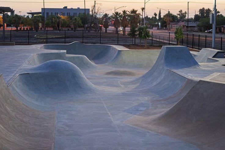 El Centro Skatepark