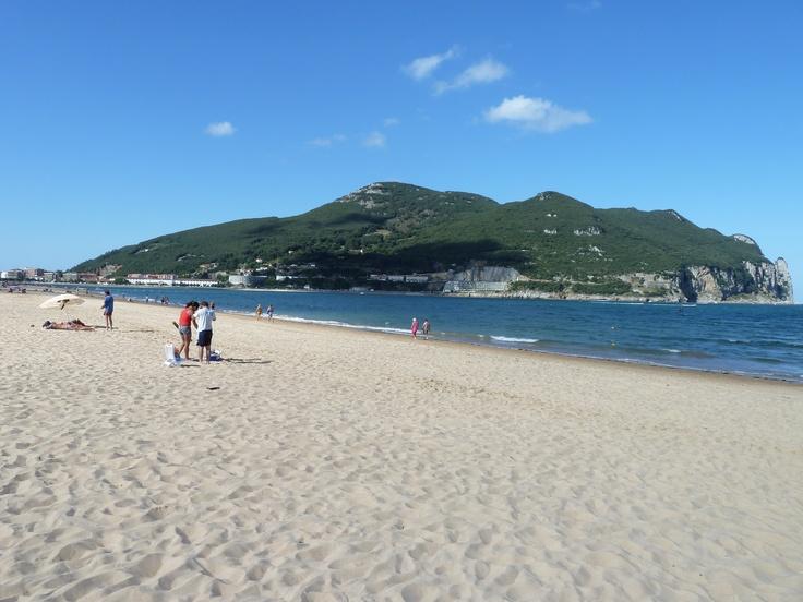 Playa Salve ( Laredo )  Cantabria (España)