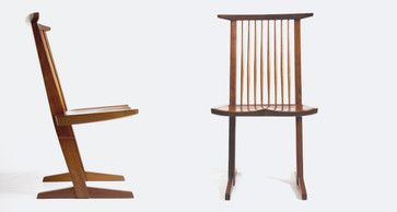 Conoid Chair modern dining chairs and benches