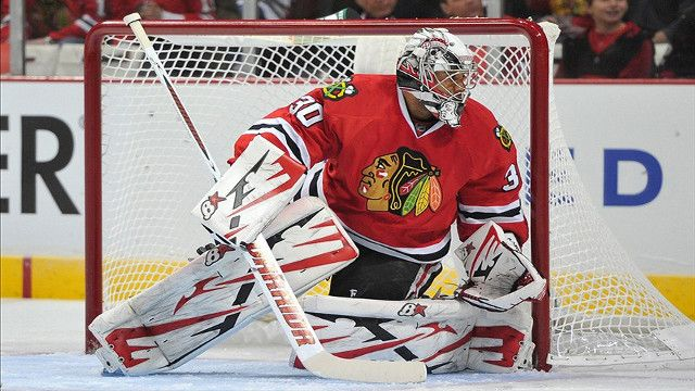 Ray Emery: Blackhawks Goaltender Having A Fantastic Season