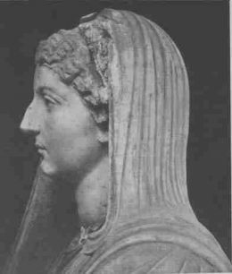 Livia Drusilla...3rd wife of Augustus Caesar-the Most Powerful Women in Ancient Rome