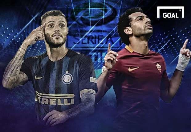 Prediksi Roma vs Inter 3 Oktober 2016. Dua raksasa yang belum stabil di musim ini, Roma dan Inter, bakal saling pukul di Olimpico untuk tetap berada di jalur Scudetto.  #PrediksiSpbo #BeritaSerieA #BeritaLigaItalia #LigaItalia #SerieA #ASRoma #InterMilan