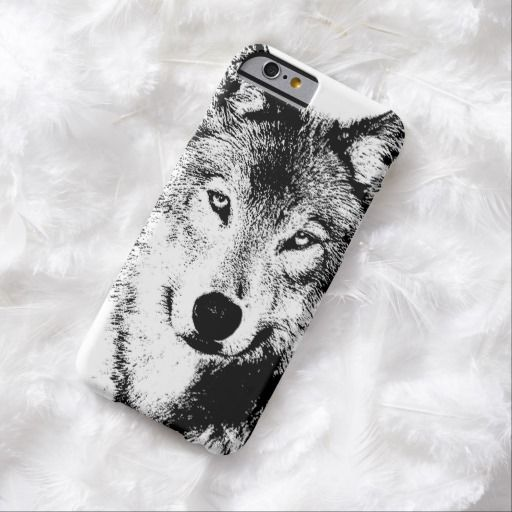 Awesome iPhone 6 Case! Wolf iPhone 6 Case. It's a completely customizable gift for you or your friends.