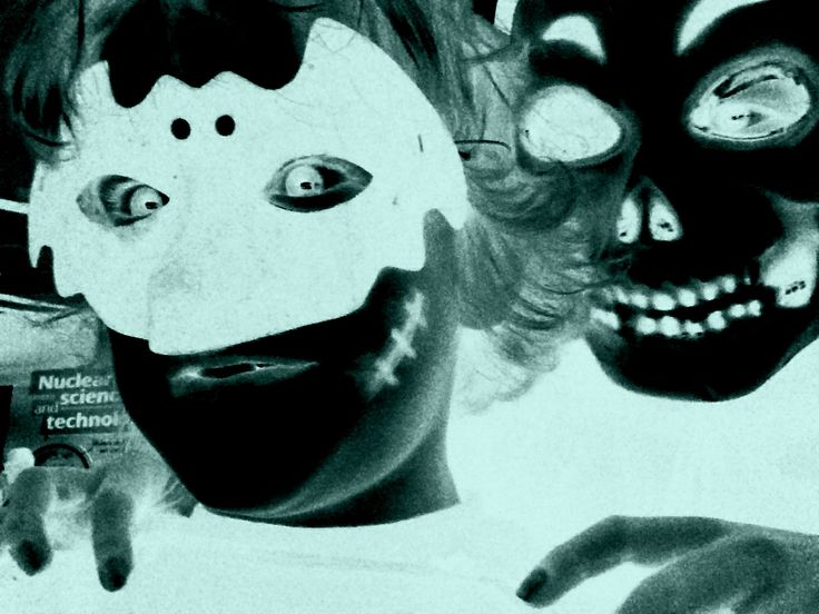 #ANSTO #Halloween Worshop 2013