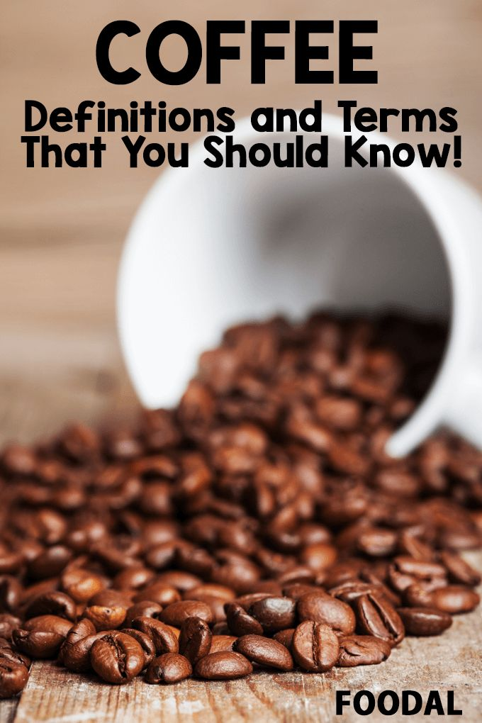 Sometimes we feel a bit intimidated when we go to order a caffeinated beverage at a coffee shop or cafe. Learn the lingo with this quick guide and impress all of your hipster friends!