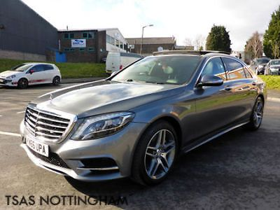 eBay: 2017 Mercedes-Benz S Class S350 3.0 D L AMG Line 258 9G-Tronic NOT Salvage #carparts #carrepair