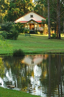 Luxury getaway retreat accommodation Port Macquarie NSW Australia