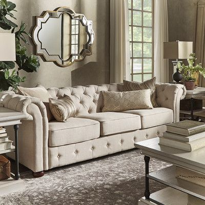 Toulon Tufted Button Sofa http://www.dealepic.com/deal/toulon-tufted-button-sofa/