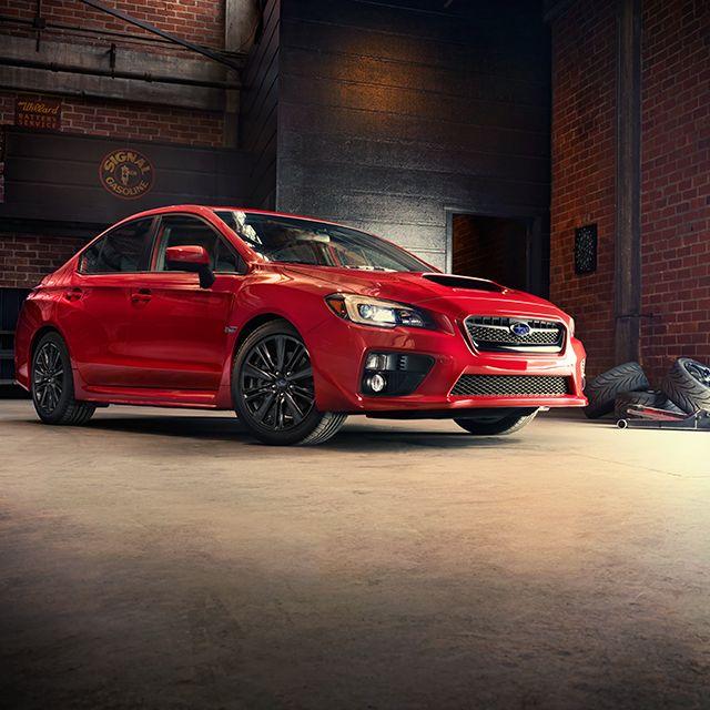 Subaru Sti 2015 New Engine