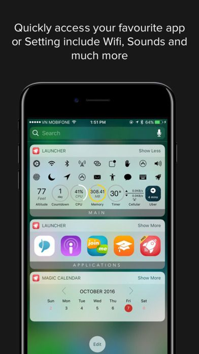 SAVE $2.99: Magic Launcher Pro - Launch anything Instantly gone Free in the Apple App Store. #iOS #iPhone #iPad  #Mac #Apple