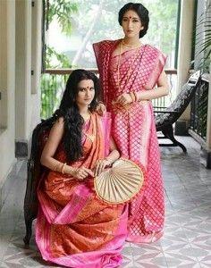 Bengali tussar silk                                                                                                                                                                                 More