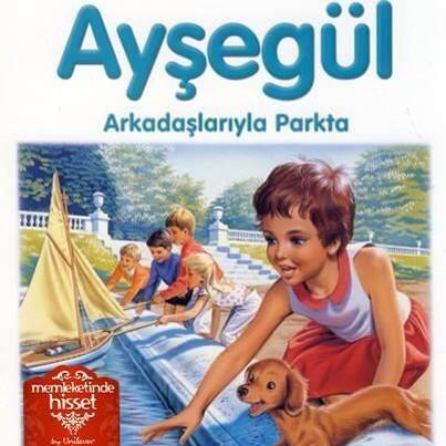 """Çocukluk Hatıraları: """"Ayşegül Kitapları"""" #istanlook"""