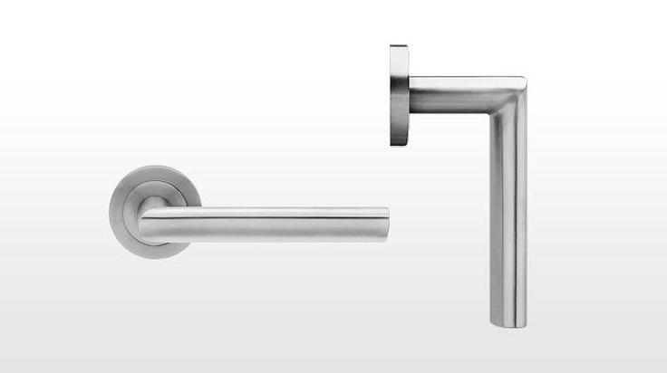 modern door handles interior | Modern Door Handles: Standard Lever Handles Swing Doors - Cyprus [ER29 ...