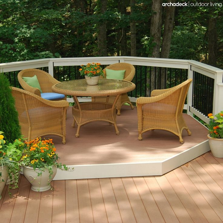 135 best Multilevel deck and porch ideas images on Pinterest ...