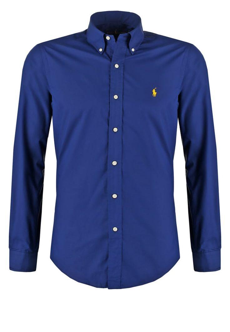 Polo Ralph Lauren SLIM FIT Hemd soho blue Premium bei Zalando.de   Material Oberstoff: 100% Baumwolle   Premium jetzt versandkostenfrei bei Zalando.de bestellen!