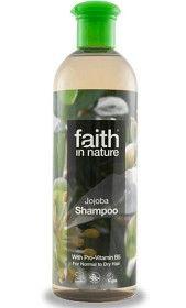 Jojoba Schampo 400 ml Bra naturligt rengörande