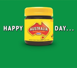 Australia Day Vegemite
