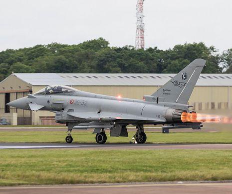 Eurofighter EF-2000 Typhoon - Italian Air Force