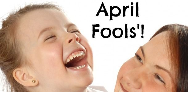 Learn the history of April Fools' Day along with some kid-friendly pranks. :)