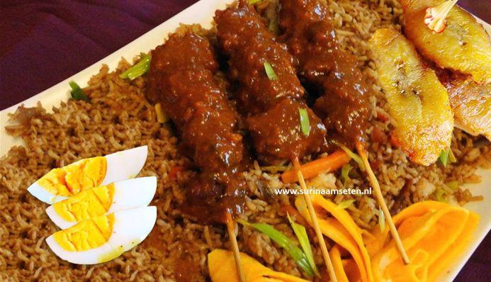 Surinaams eten – Exclusieve Surinaamse Rijst Gerechten