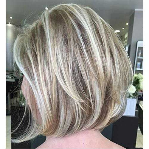 20 Ideal Bob Hairstyles For Women Over 50 Hairstyles 2020 New Hairstyles And Hair Colors In 2020 Blonde Balayage Bob Thick Hair Styles Hair Styles