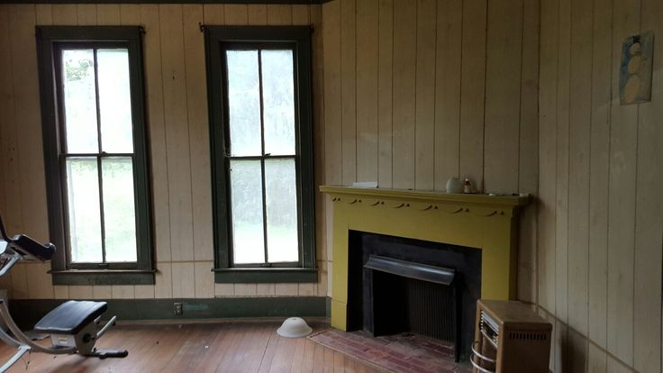 Future doll room/reading room