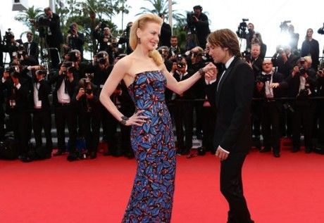 Candid Moments Cannes Film
