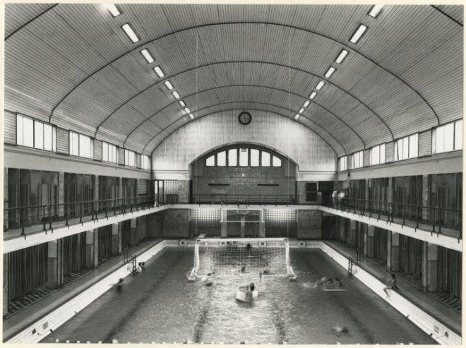 Zwembad De Regentes, Den Haag