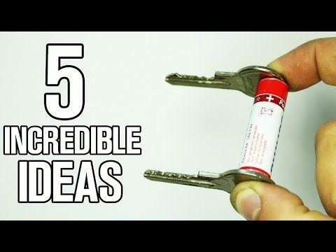 3 Ideias Impressionantes - YouTube
