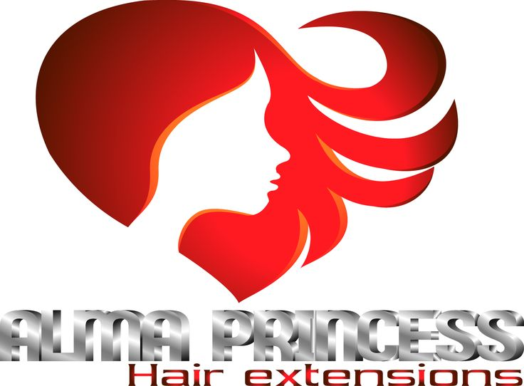 DREAM GIRL is the name trusted by top salon professionals worldwide.  Logo Design