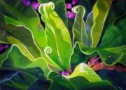 fern paintings - Google Search