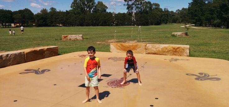 werrington free water park
