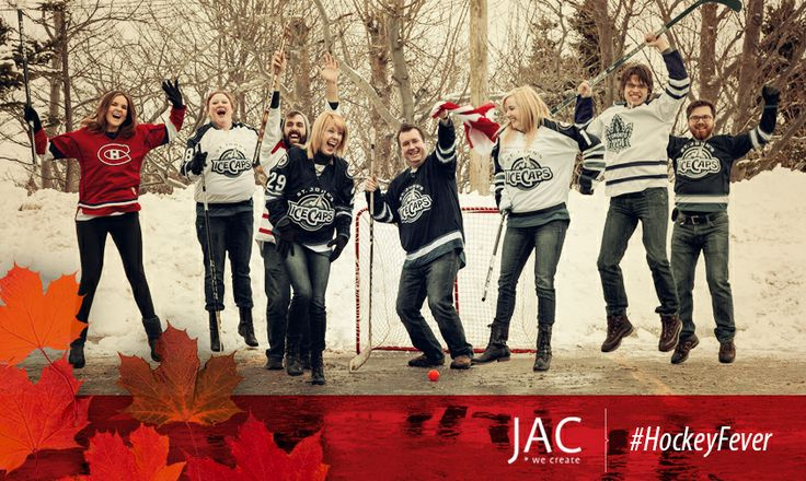 JAC has the #HockeyFever! How about you?