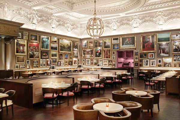 A new favourite, Berners Tavern at Edition London