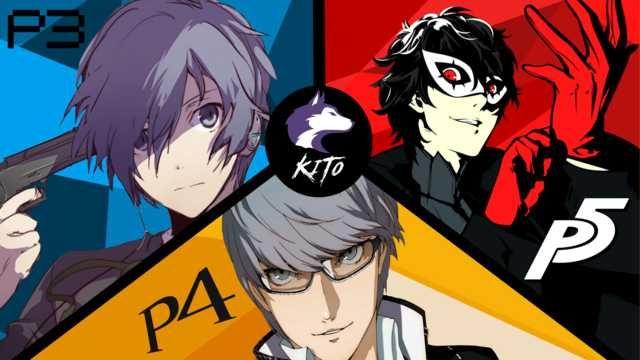 Persona 3 4 And 5 Wallpaper Persona Persona 5 Persona 4