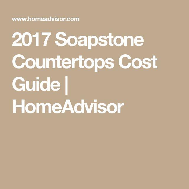 2017 Soapstone Countertops Cost Guide | HomeAdvisor