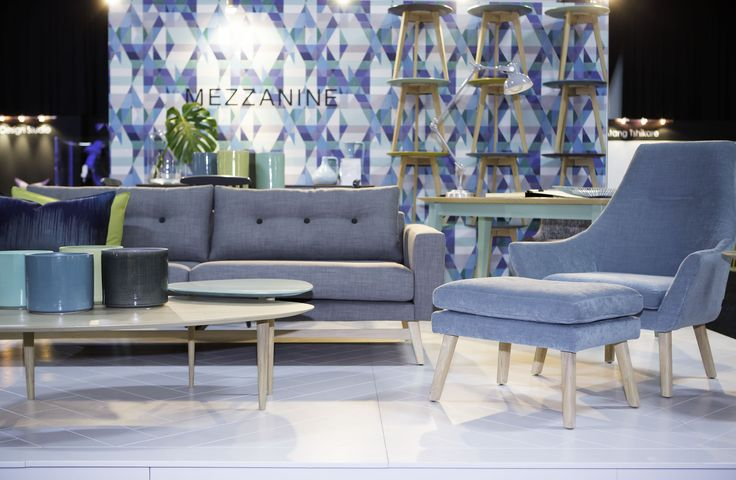Mezzanine at 100% Design South Africa