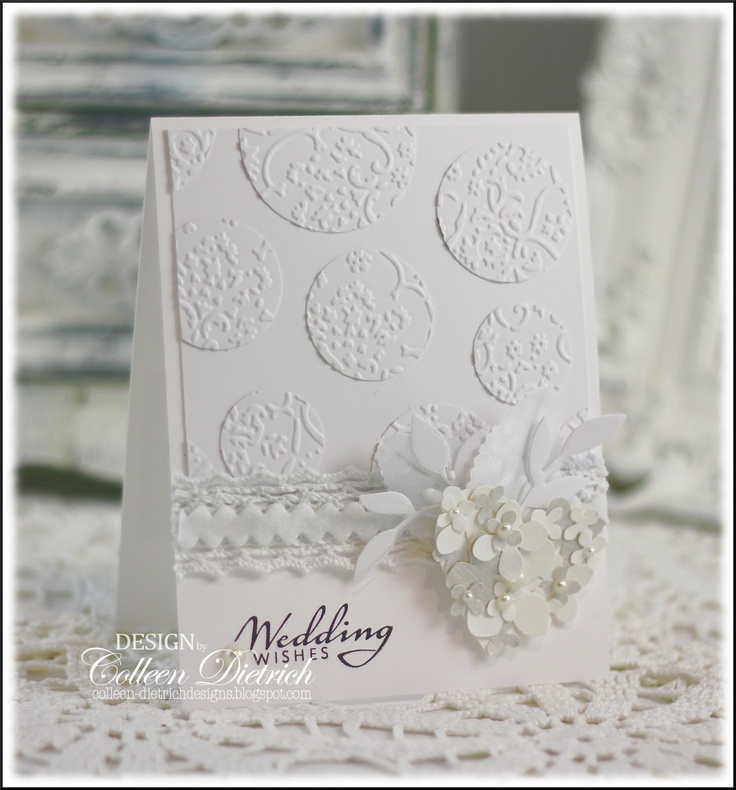 642 best wedding card images on pinterest invitations wedding dietrich designs white wedding stopboris Images